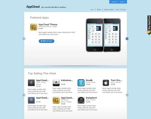 AppCloud theme