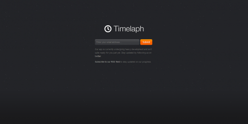 Timelaph - skórka do WordPress